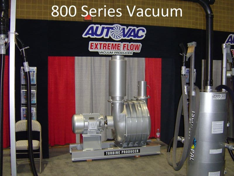 800 Series Centrifugal Vacuum Producers