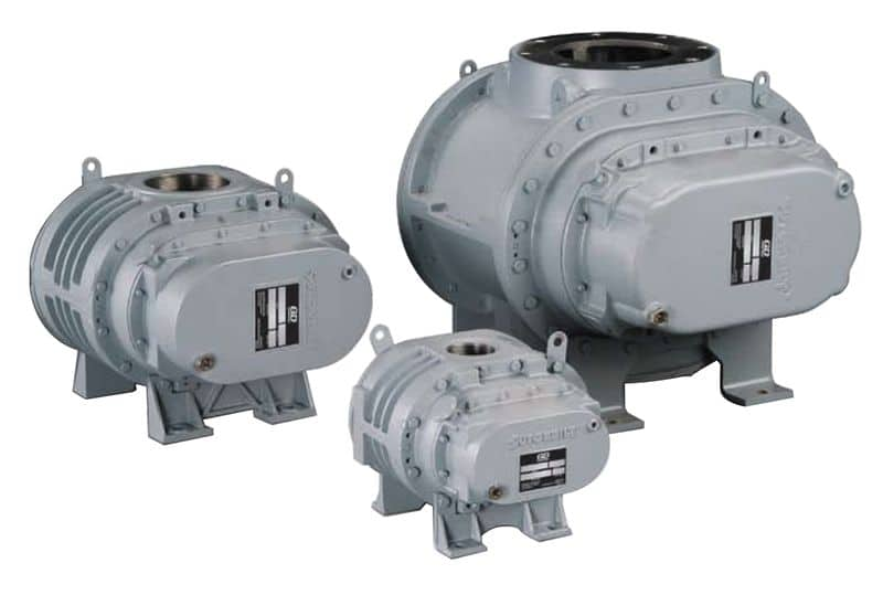 Sutorbilt®Legend® Series Positive Displacement Blowers & Vacuum Pumps