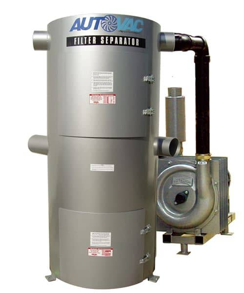 C111-1032, Liberty Vacuum System Direct Drive Series